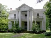 Preservation North Carolina - Historic Properties for Sale - Taylor-Pope House