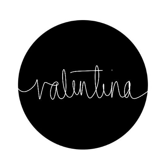 Valentina || || Hand-drawn name art by Meg at pinterest.com/meggiemaye.
