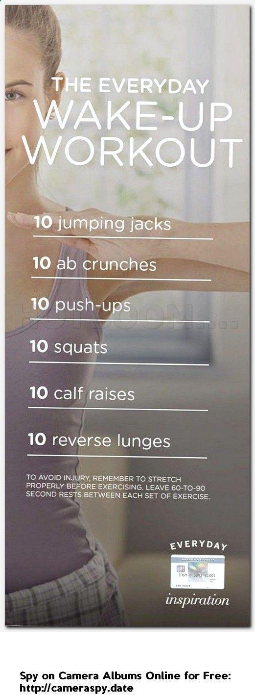 Wake-Up Workout | Posted By: CustomWeightLossProgram.com