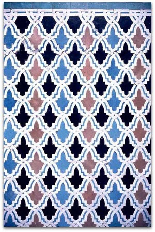 ACASA objeto & decoração: A arte dos mosaicos Islâmicos                                                                                                                                                      Mais