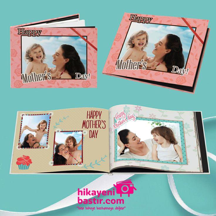 Anneler Gününde Annene Fotoğraflarınla Hazırladığın Foto Kitap Hediye Edebilirsin.. Hemen Başlamak İçin: www.hikayenibastir.com  #anneler #günü #annelergünühangigün #annelergünühediyesi #annemehediyelik #annemenealsam #annemenehediyealabilirim #annemenehediyealayım #anneme #ne #hediye #alsam