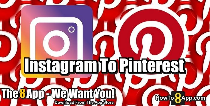 Instagram to Pinterest - Why have I created a copy of my Instagram? Firstly it is not a copy, it is just the same images on 2 platforms. Let's work smart!
