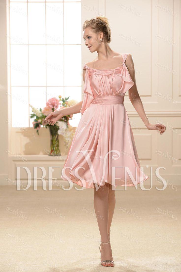 34 best Bridesmaid Dresses images on Pinterest | Wedding frocks ...