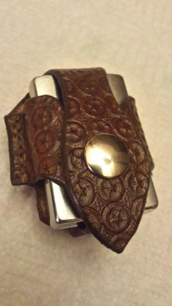 custom zippo case