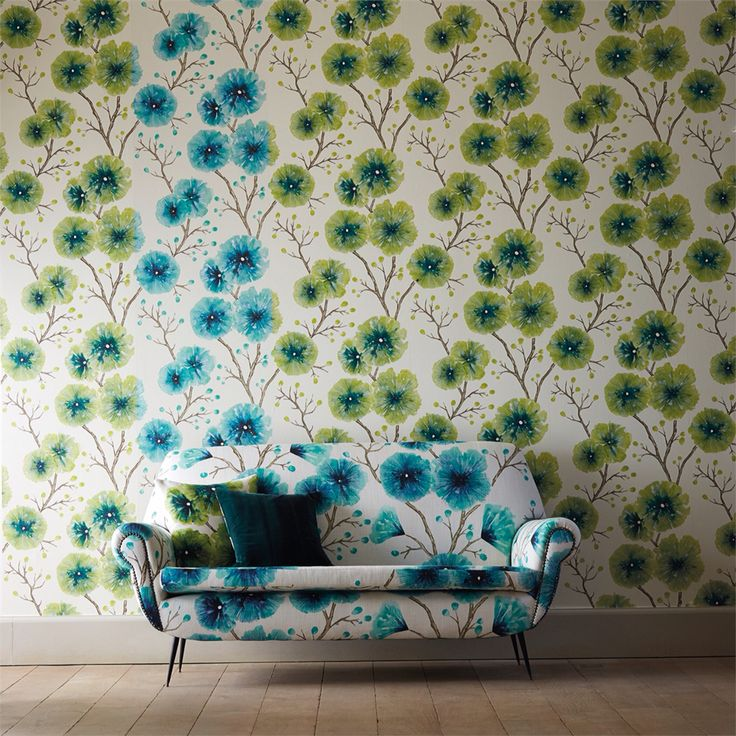 New from Harlequin, Amazilia, gorgeous fabrics and wallpapers