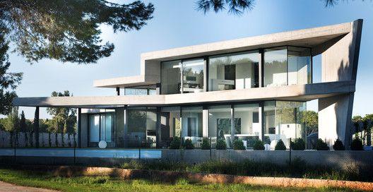 Gallery Of Tramuntana House Perretta Arquitectura 7 House House Design Architecture