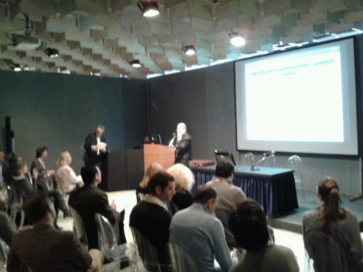@robertpiattelli ed il Col. Giuliacci parlano di meteo alla #BTO2012