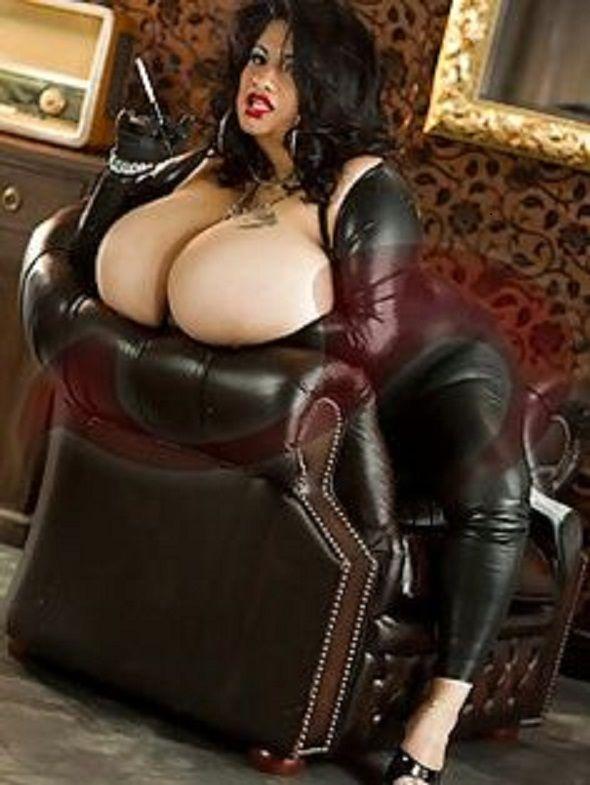 Ssbbw dominatrix