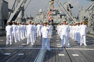 Taís Paranhos: Marinha do Brasil abre 64 vagas para Engenheiros