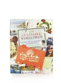 Een stijlvol kook- en reisboek in retrostijl.