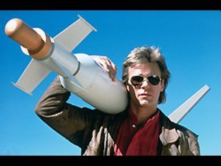 Mr. I can do it all: Mac Gyver