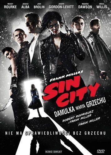 Sin City: Damulka warta grzechu -   Rodriguez Robert , tylko w empik.com: 18,99 zł. Przeczytaj recenzję Sin City: Damulka warta grzechu. Zamów dostawę do dowolnego salonu i zapłać przy odbiorze!