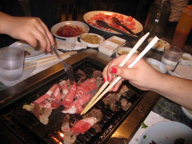 Oo Kook Korean BBQ   Koreatown, Los Angeles