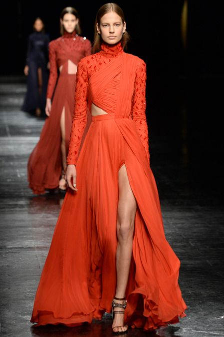 Prabal Gurung | Fall 2014 Ready-to-Wear Collection