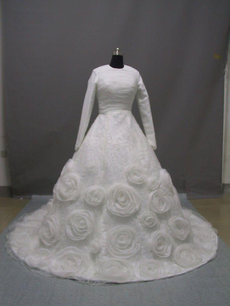 İSLAMİC WEDDİNG DRESS