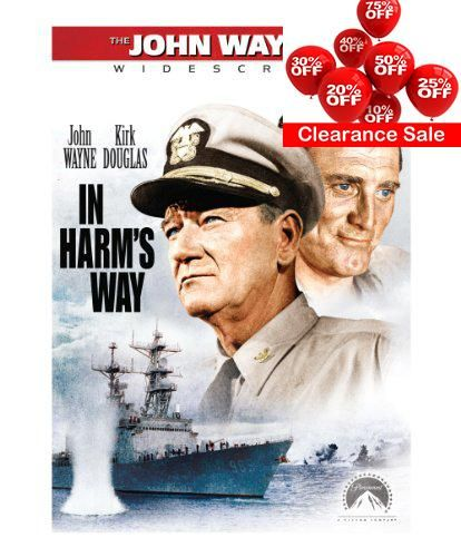 #checkitout <p>In #Harm's Way (DVD)</p><p>In Harm's Way, based on James Bassett's novel #Harm's Way, has enough plo t in it for four movies or a good miniseries (...