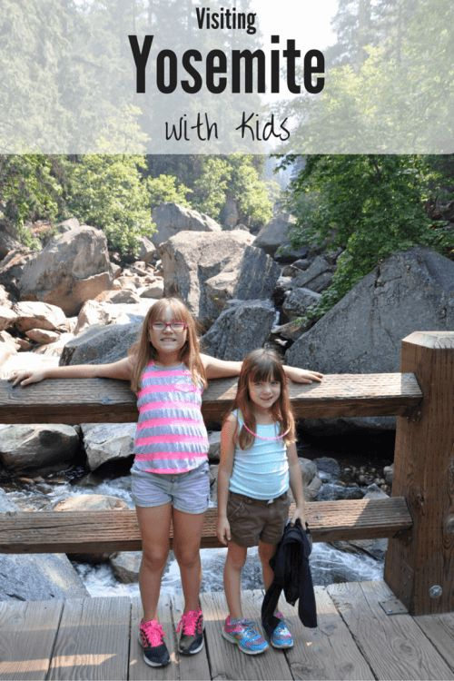 Yosemite National Park with Kids. If you plan on visiting Yosemite with kids, I have a few tips that will help your trip be a memorable and enjoyable one for the whole family. www.mousekatools.com