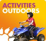 Heads of Ayr Farm Park is a short drive from the Fairfield House Hotel and offers ALL the family a superb day out. The attraction has just got better and better over the years and really is a must for families.