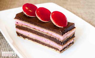 Summer Dobos Torte
