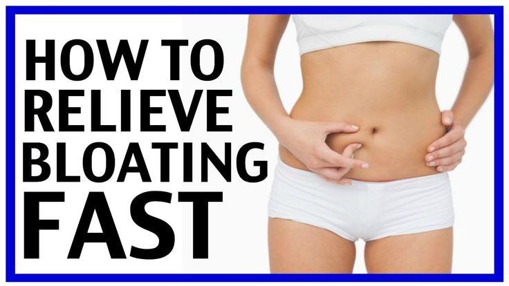 How To Relieve Bloating | How To Relieve Bloating Fast