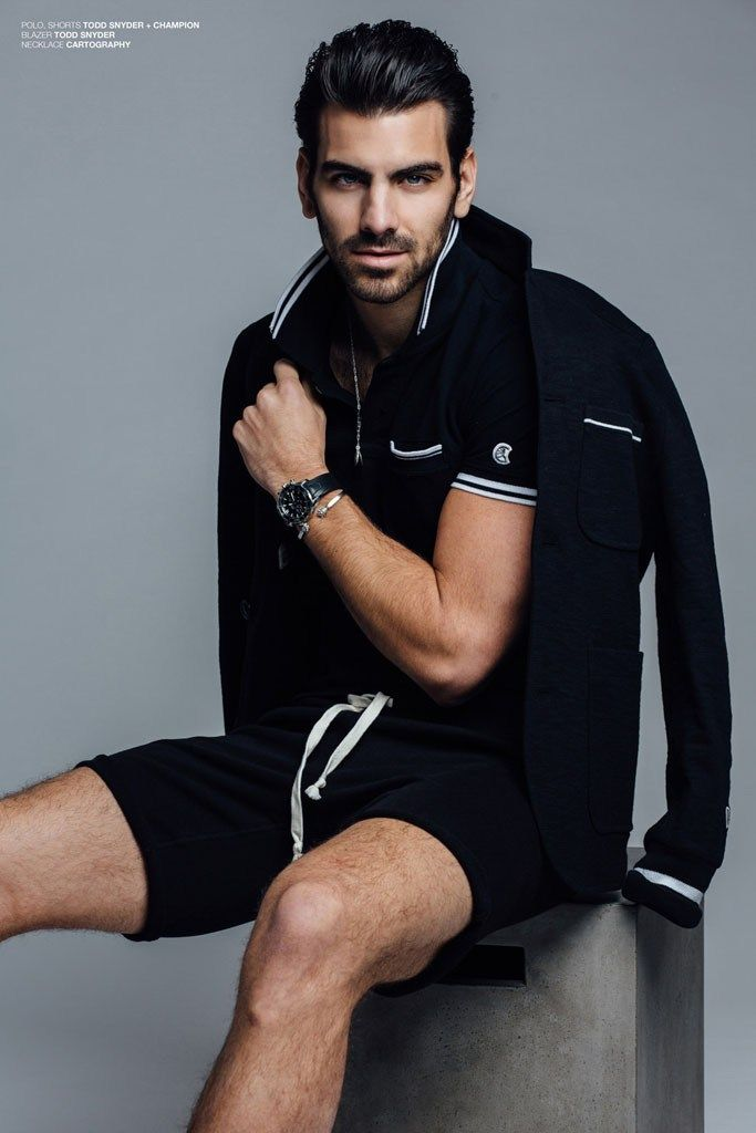 Nyle DiMarco Links Up with BuzzFeed for New Shoot