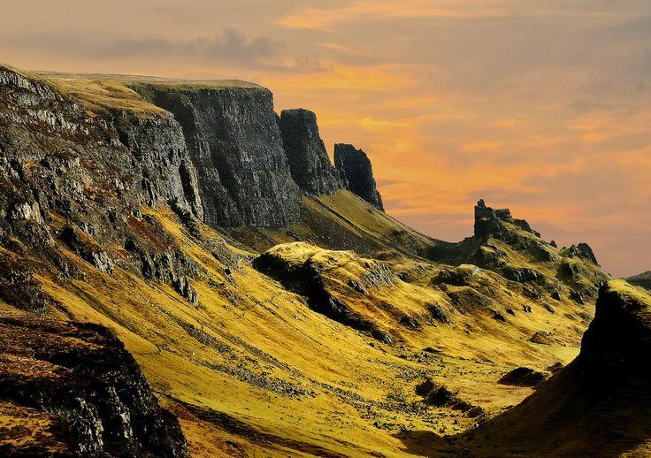 The Quiraing, Skye