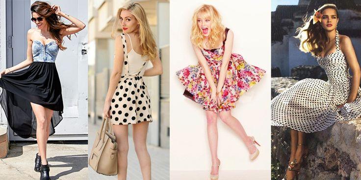 Cıvıl cıvıl elbiselerin gardıroptan çıkma vakti geldi. :) #moda #stil #stil #styles #kiyafet #elbise #clothing #dress #bestdresses #fashion #handehaluk www.handehaluk.com