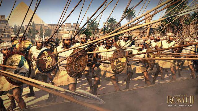 Total War Rome 2 Concept Art
