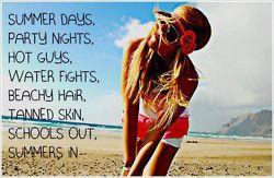 <3: Hurry Summer, Summerrr 3, Summer 2012, 3Summer 3, Summer Lovin, Summer2012, Summertime, Summer Time, Summer Life