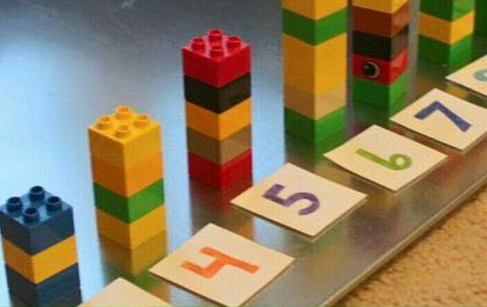 Make wooden numbers