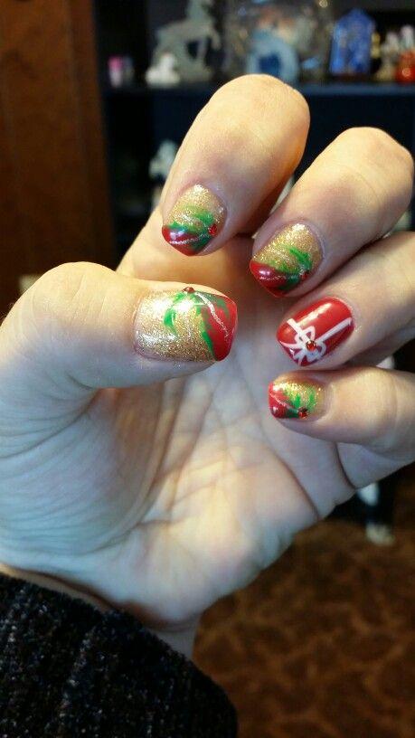 Holly Nails
