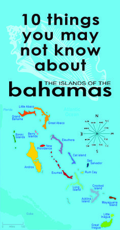 Check out these 10 things about the Bahamas and see how many of them you already know.