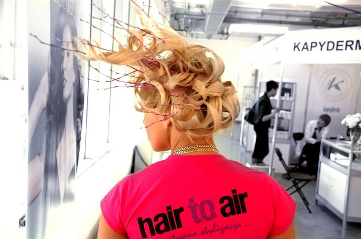Hair to air
