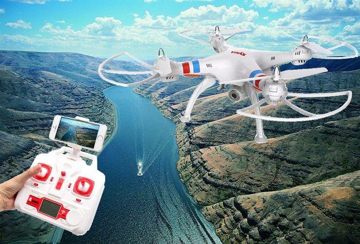Syma X8W Explorers Drone WiFi FPV RC Quadcopter 4CH Gyro 2MP Camera RTF White | drone with camera | drone | drones for sale | best drones with camera | cheap drones | rc drone | drone camera | best drones | camera drone |