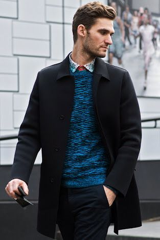 For those men in their mid thirties wanting a sense of style in them :)