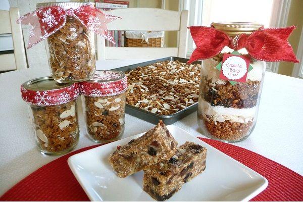 12 Christmas Food Gifts