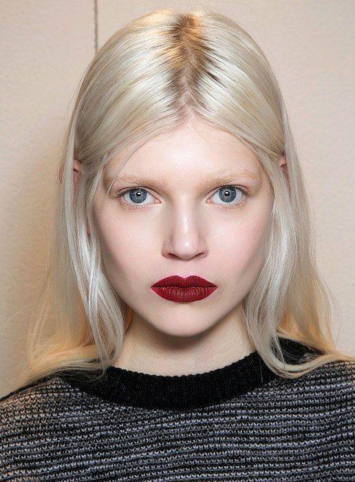 Beauty Trend : Maroon (Burgundy or Deep Red Berry) Lipstick // Beauty-тренд сезона -бордовая (винная, темно вишневая) помада