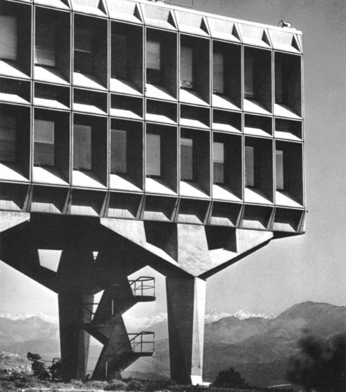Marcel Breuer – IBM Research Center, La Gaude
