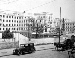 1931 - Faculdade de Medicina e Cirurgia de São Paulo, atual Faculdade de Medicina da USP, que hoje é parte do complexo do Hospital das Clínicas de São Paulo.