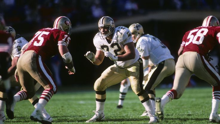 Countdown to New Orleans Saints Kickoff: A History of No. 72