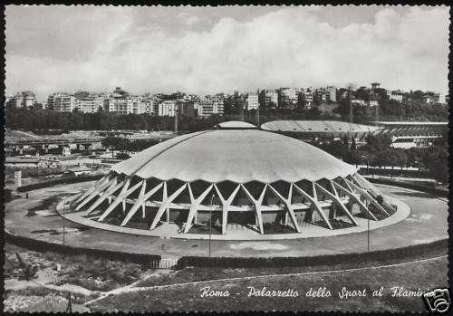 palazzo e palazzetto dello sport Pier Luigi Nervi - Cerca con Google