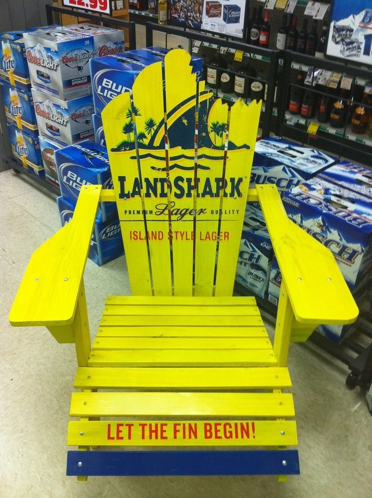 Landshark Adirondack Chair   Home Furniture Design