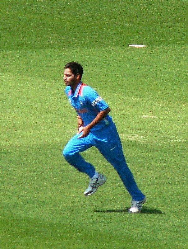 Bhuvaneshwar Kumar-India
