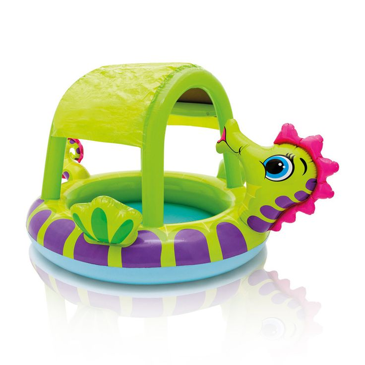Intex Seahorse Inflatable Baby Pool