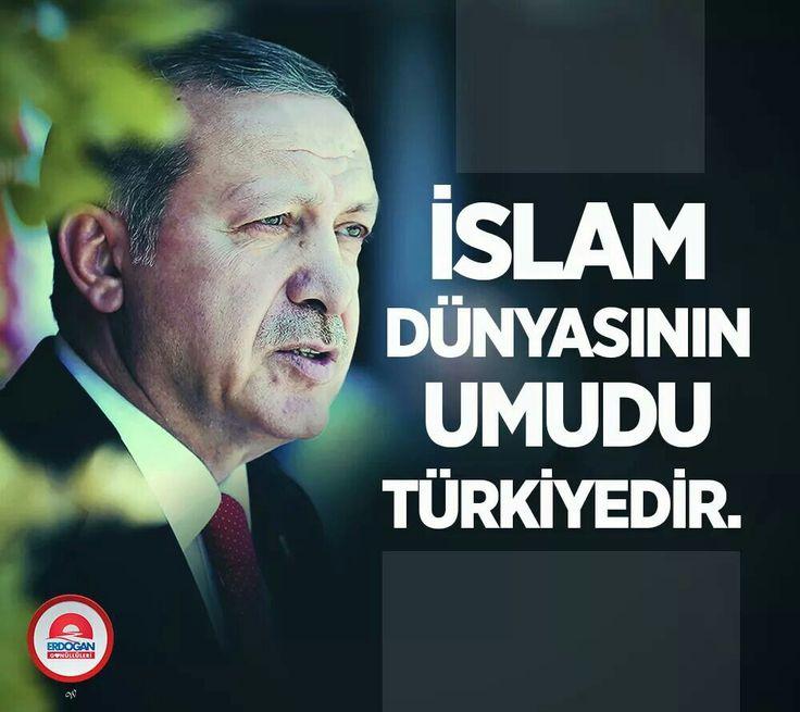 Liderim Recep Tayyip Erdoğan