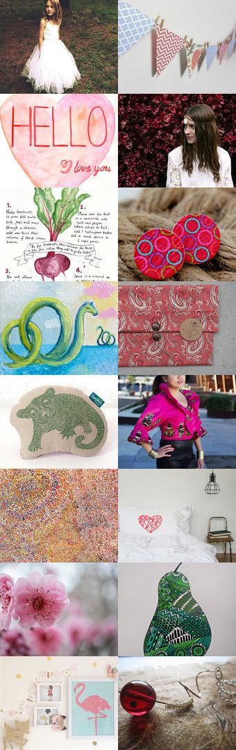 Canberra in Summer by Hannah on Etsy--Pinned with TreasuryPin.com