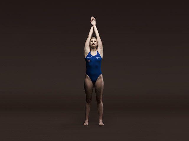 Olympic Bodies: British Olympic Athletes Rebecca Adlington