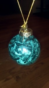 DIY Chirstmas ornaments