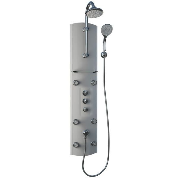 SHCM-27180 Hydrotherapy Shower Panel