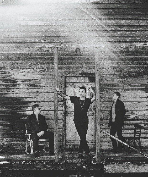 Depeche Mode by Anton Corbijn - Delta Machine 2013